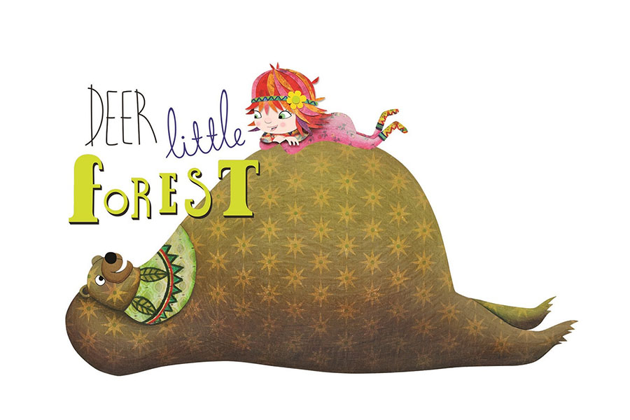 """""""Deer Little Forest"""" Appoints Icon Licensing as Russian Agent"""