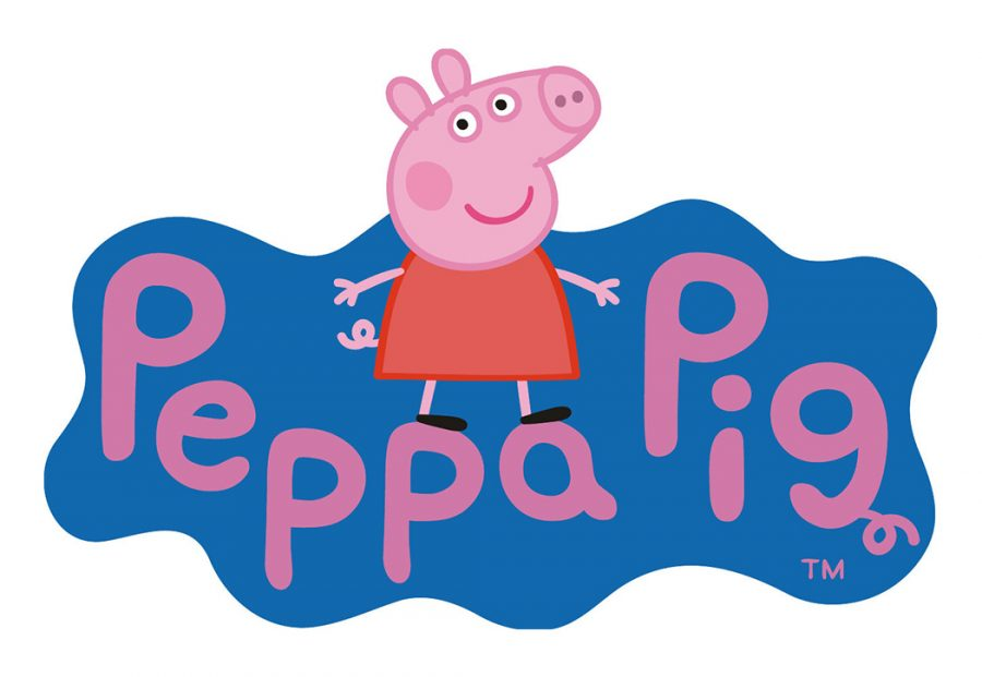 A PINK SPRINGTIME WITH PEPPA PIG
