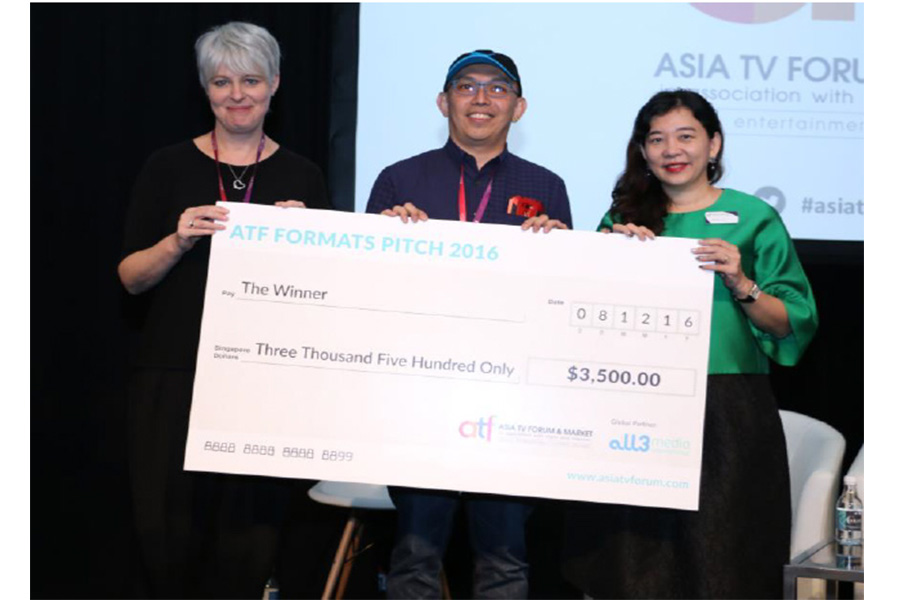 Inaugural ATF formats pitch competition announces winner