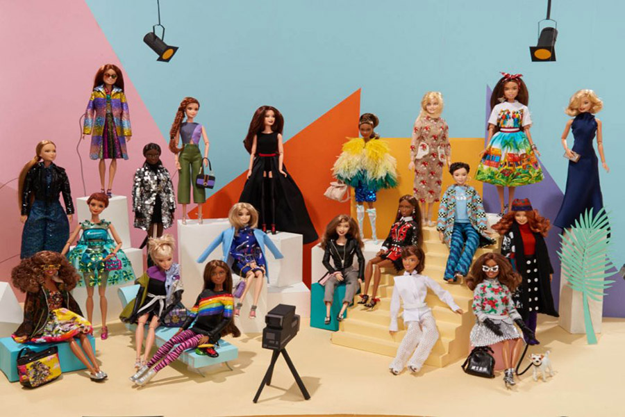 Barbie Global Beauty exclusively on sale with YOOX