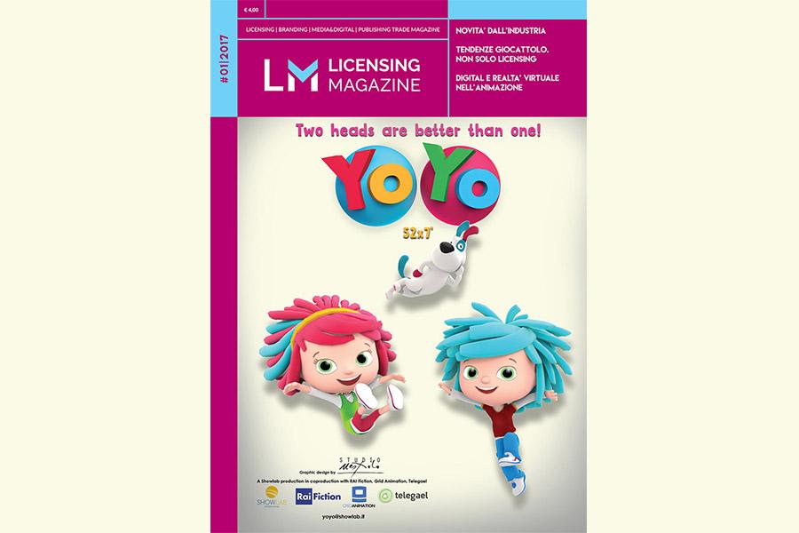 Uscito il nuovo numero di Licensing Magazine