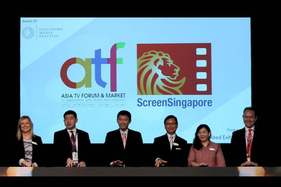 ATF e ScreenSingapore 2016 tornano con la più grande edizione di sempre