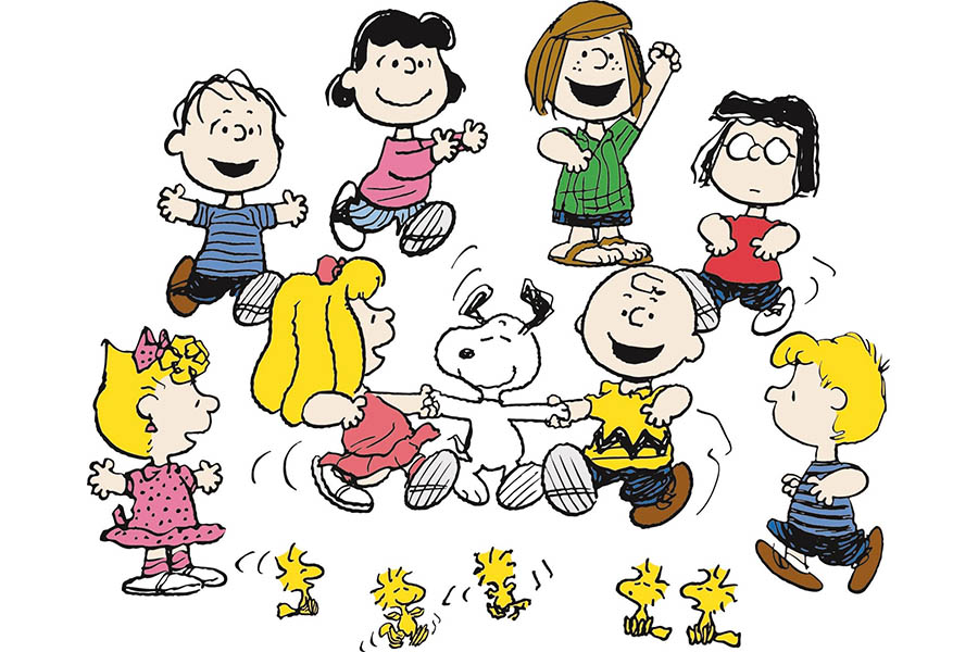 Zoobe announces partnership with Peanuts worldwide