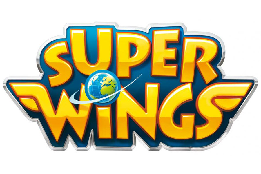 SUPER WINGS ready for take off on KiKA in January 2017