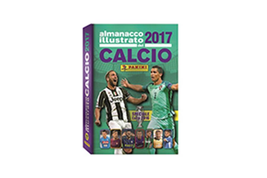 L'Almanacco illustrato del calcio Panini 2017 è in edicola
