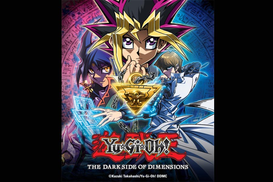 Yu-Gi-Oh! THE DARK SIDE OF DIMENSIONS at Six Flags Theme Parks