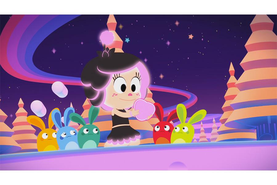 A new world full of treasures, emotion and colour: presenting Hanazuki!