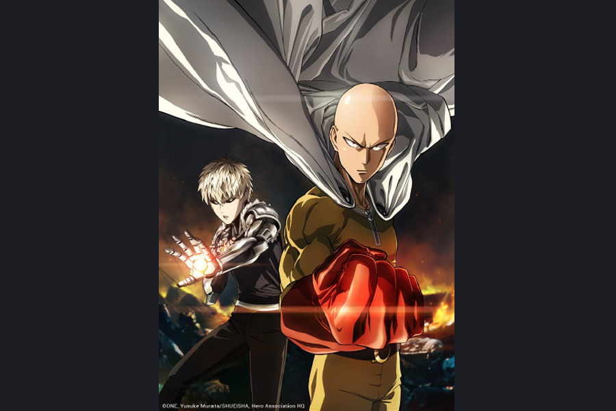 The One Punch Man phenomenon rides high amongst licensees