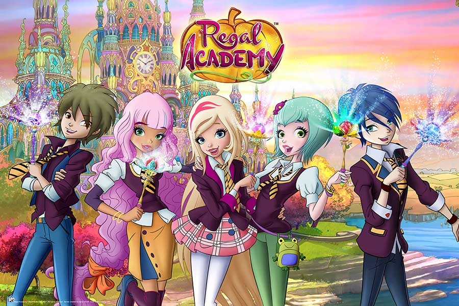 Regal Academy Returns to Nickelodeon