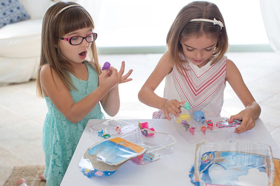 SPLASHLINGS™ di TPF Toys nuotano a nuove altezze