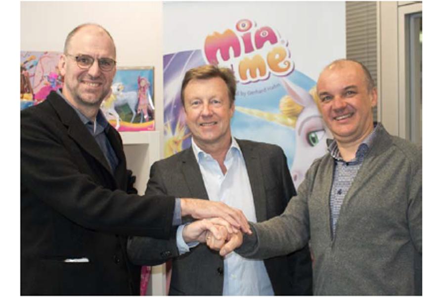 Studio 100 N.V. acquires majority interest in m4e AG