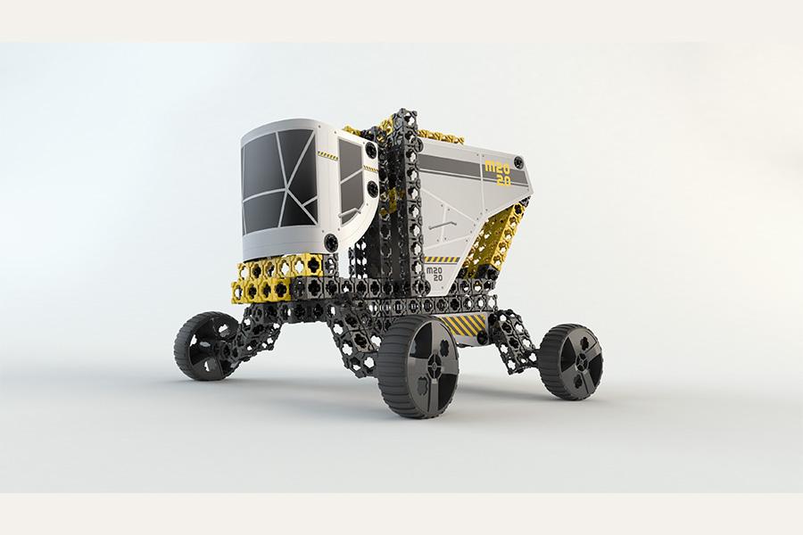 Nuovo giocattolo da costruzione Twickto