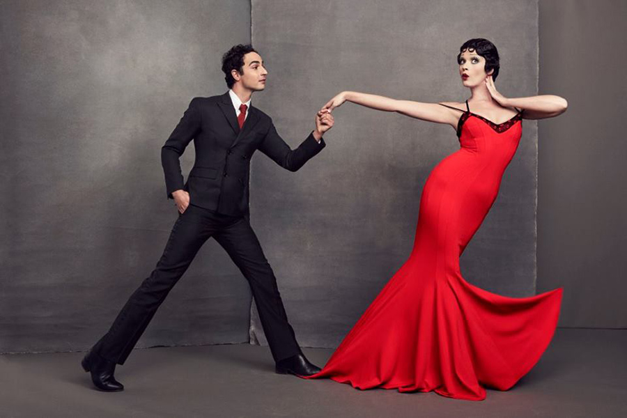Betty Boop inspires Zac Posen and M·A·C