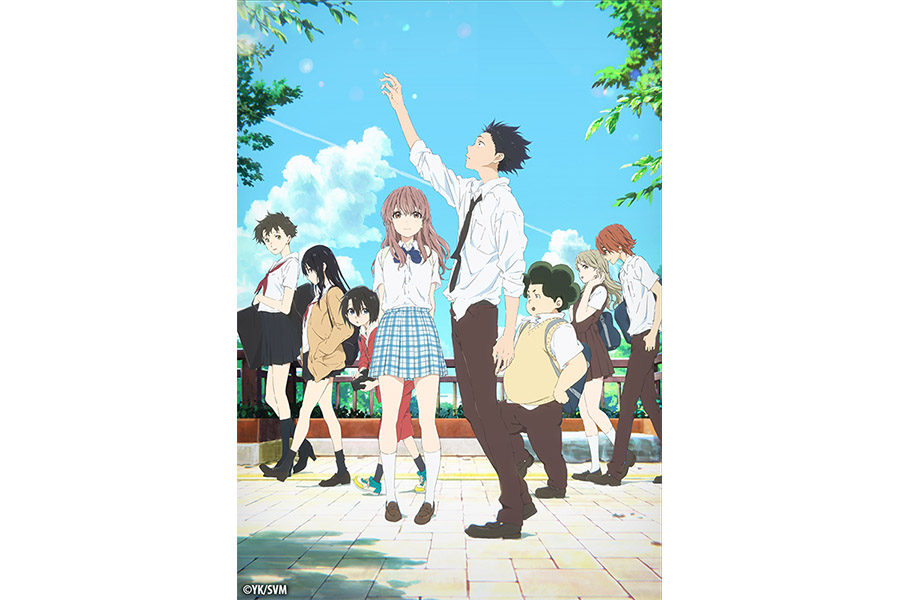 A Silent Voice animated movie acquired by VIZ Media Europe