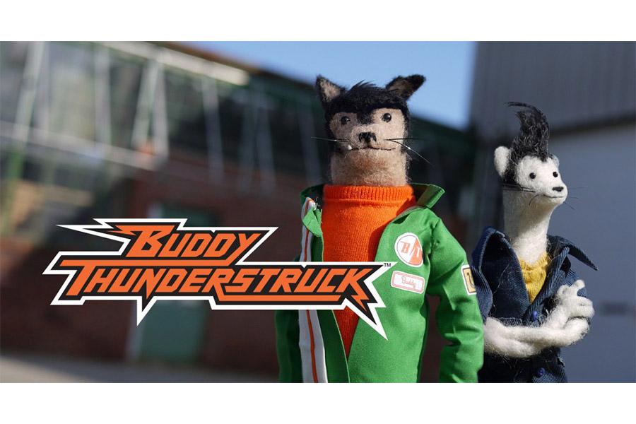 Netflix Original: Buddy Thunderstruck NOW STREAMING!