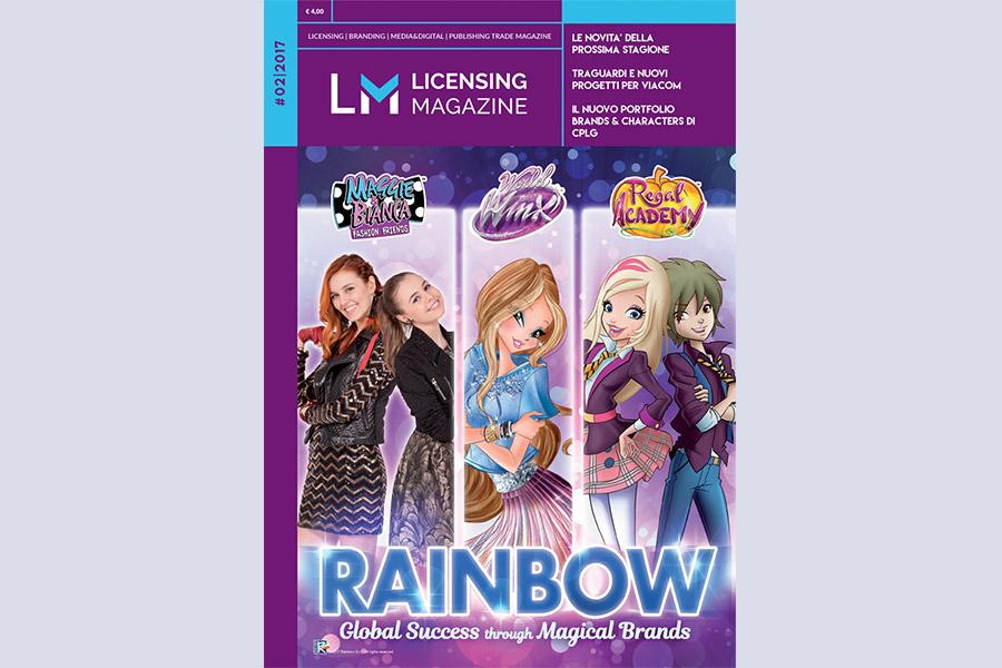 È uscito il nuovo numero di Licensing Magazine