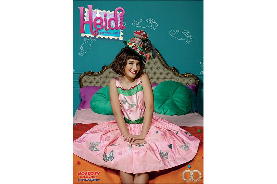 MONDO TV confirms season 2 and 3 of Heidi Bienvenida a Casa