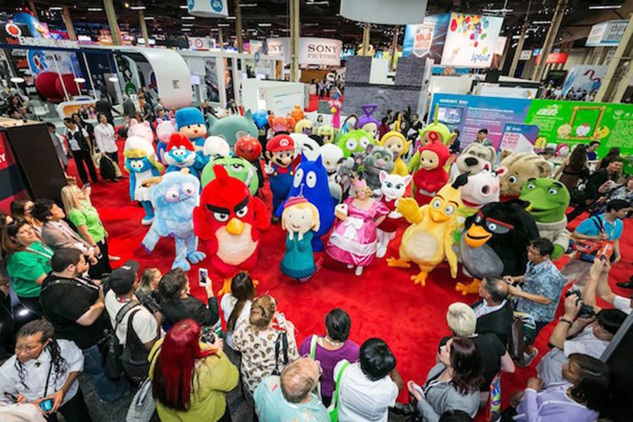 The new Licensing Week of Licensing Expo Vegas