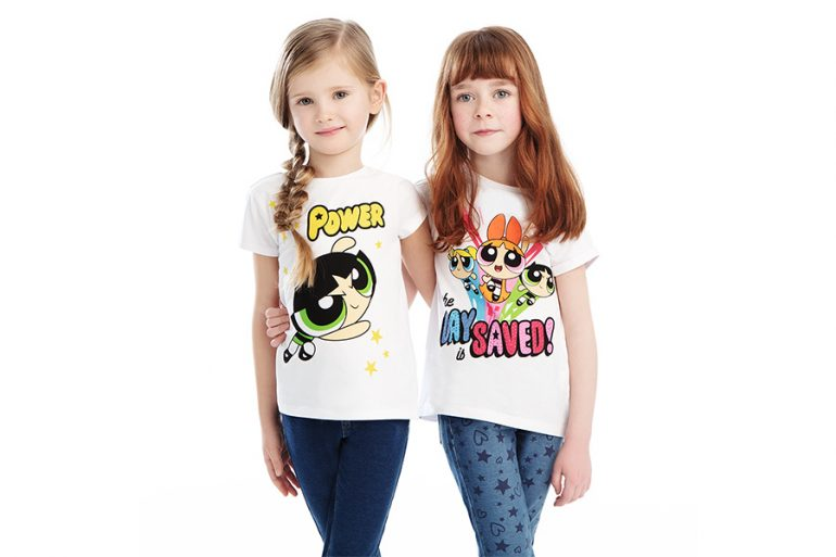 6dbb762b0c THE POWERPUFF GIRLS COLLECTION BY OVS HAS ARRIVED   Licensing Magazine