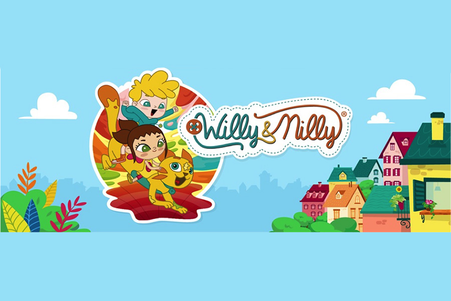 Willy & Nilly at Bologna Licensing Trade 2017