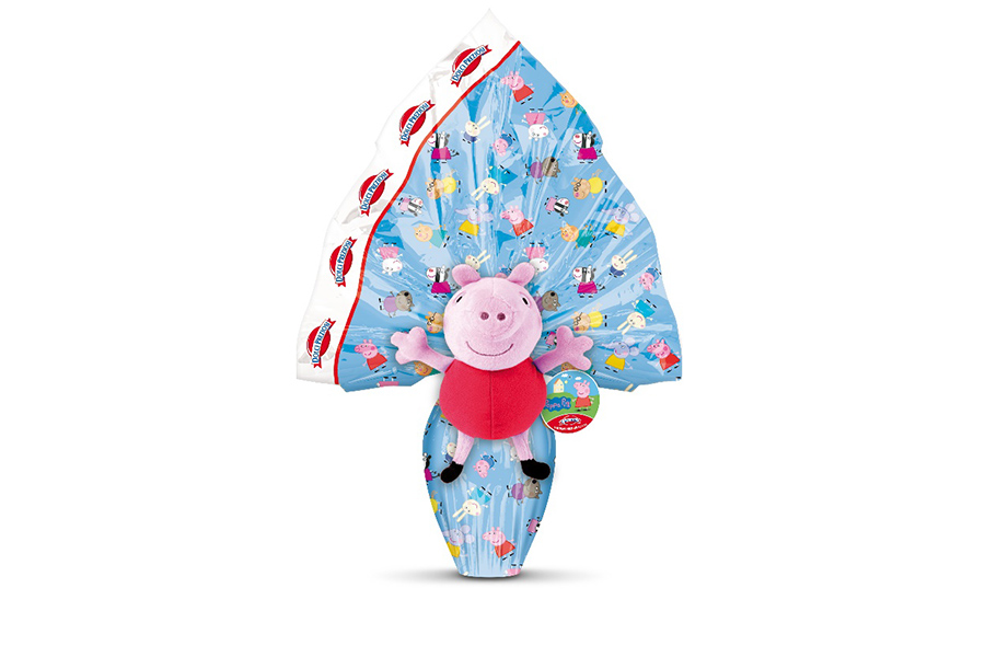 The Peppa Pig Easter Eggs are on their way