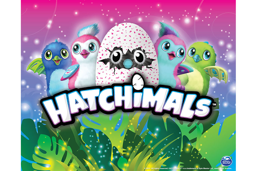 Spin Master appoints CPLG as licensing agency for Hatchimals™