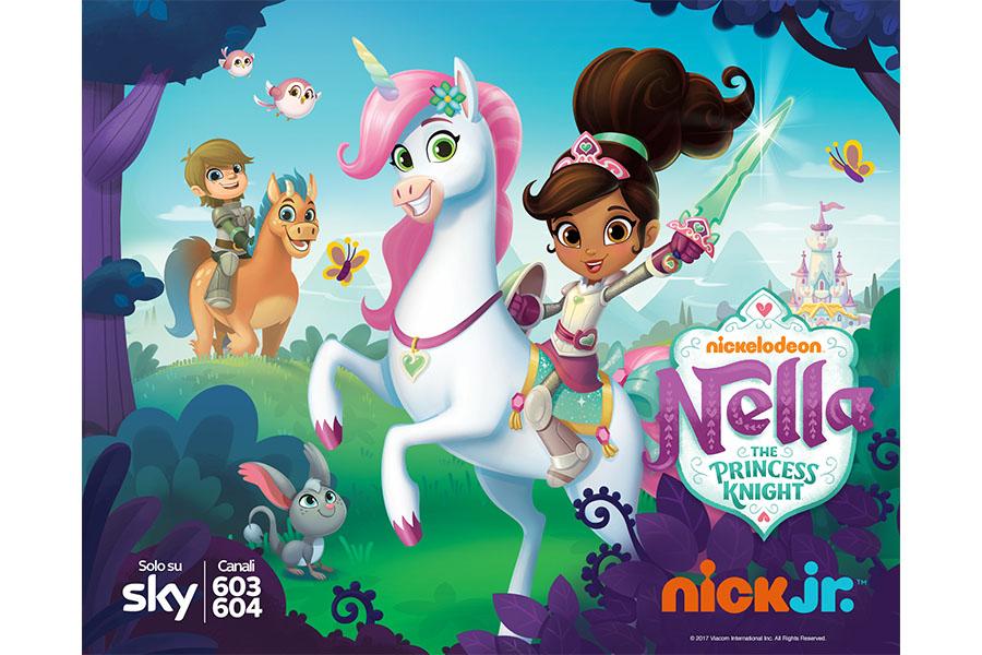 """Nella"" the brand new princess that represents diversity"