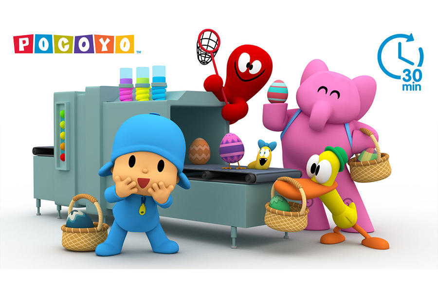 "Zinkia and Digital TV Group ink global deal for relaunching of ""POCOYO"""