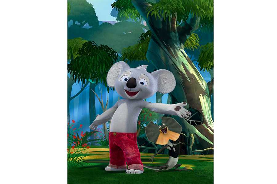 """National Geographic acquires pay-TV rights for """"The Wild Adventures Of Blinky Bill"""" for LATAM"""