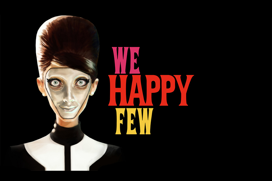 """Striker Entertainment joins the ranks of """"We Happy Few"""""""