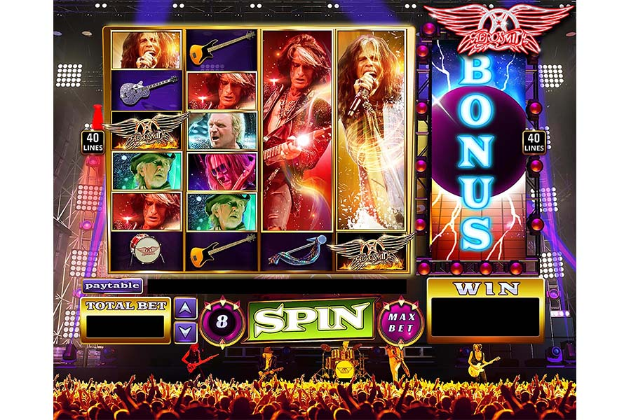 Epic Rights Partners with Zynga for AEROSMITH Game Launch