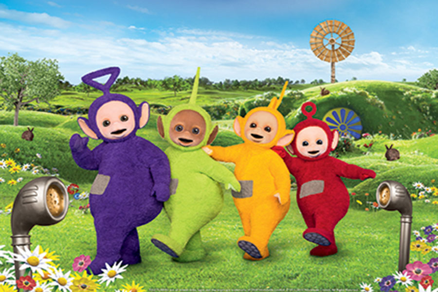 DHX BRANDS ANNOUNCES STRONG SALES FOR TELETUBBIES TOYS IN THE UK
