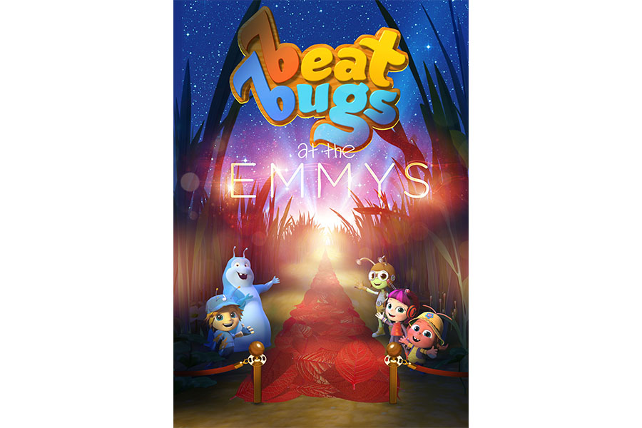 Beat Bugs Takes Home Emmy Gold!