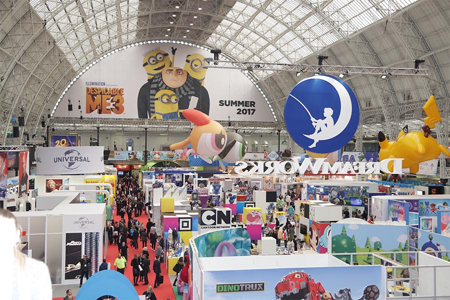 BLE ANNOUNCES 2017 EXHIBITOR LIST AND NEW EVENT WEBSITE