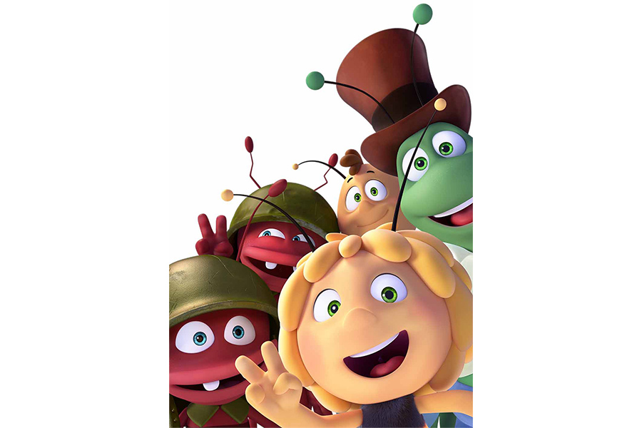 """New Teaser Trailer Of """"Maya The Bee – The Honey Games"""""""
