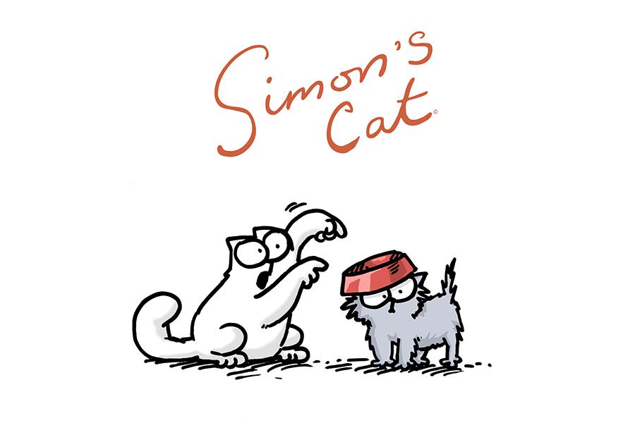 Надписью зарема, открытки кот саймон