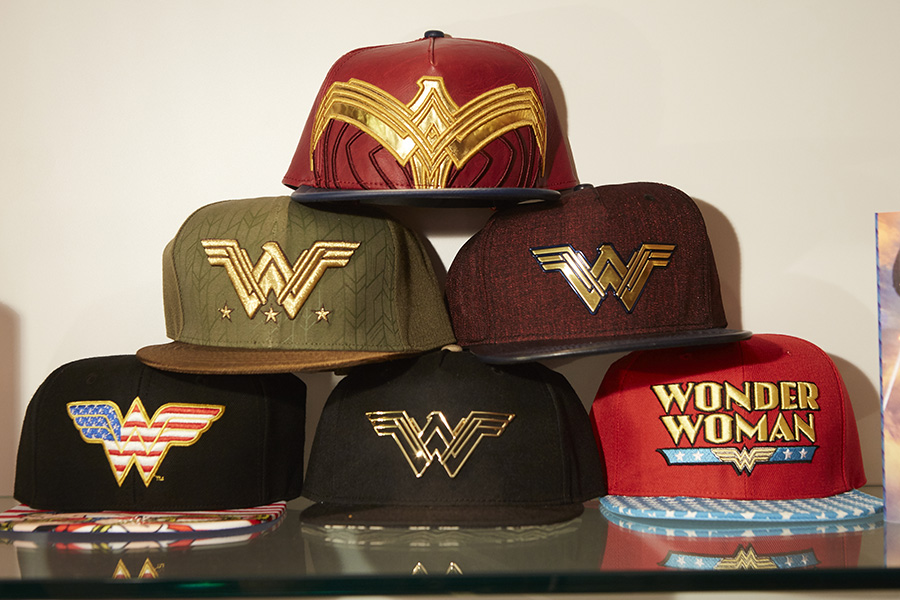 WBCP UNVEILS COLLECTIONS INSPIRED BY WONDER WOMAN