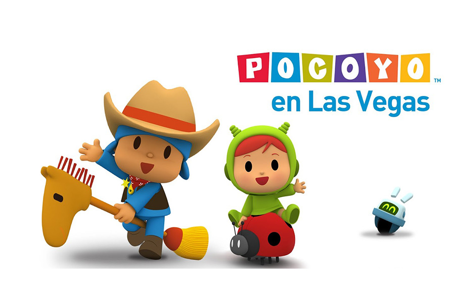 POCOYO to showcase new content at Licensing Expo 2017