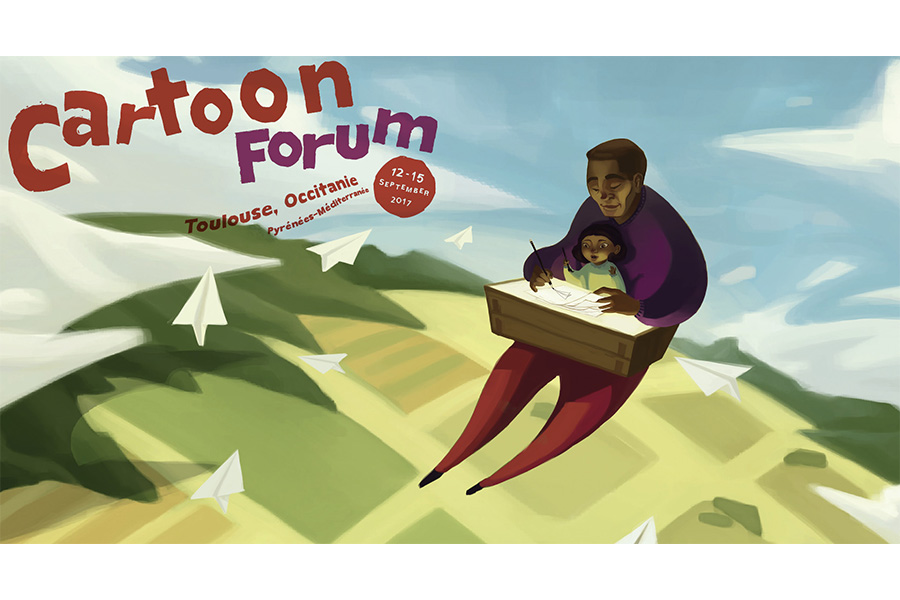 83 new projects of TV series will be presented at Cartoon Forum 2017