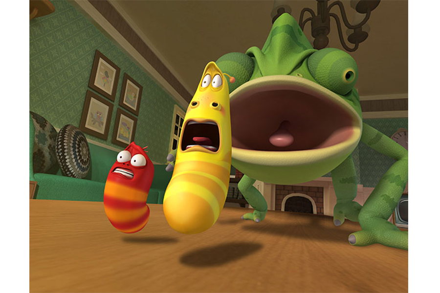Imira Entertainment brings Larva to Disney XD