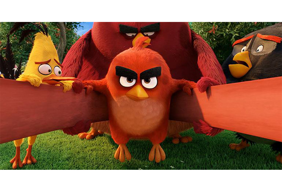 Angry Birds – the film: Announced the release date of the sequel