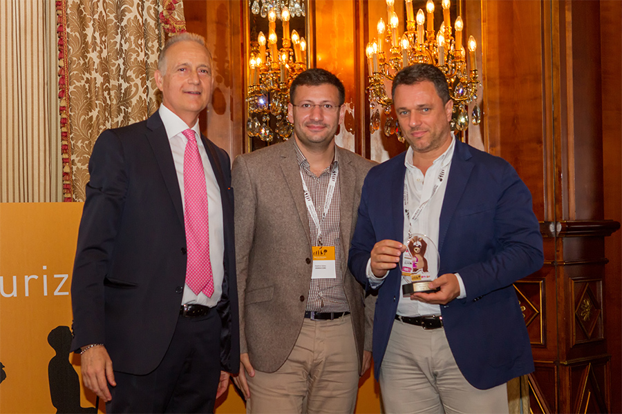 Maurizio Distefano licensing agency celebrated its third year of activity