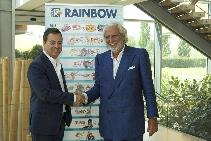 RAINBOW ACQUISISCE IL GRUPPO IVEN S.P.A.