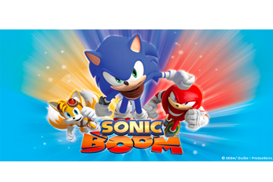 Sonic is back! The new chapter of the world's most famous hedgehog on air on K2