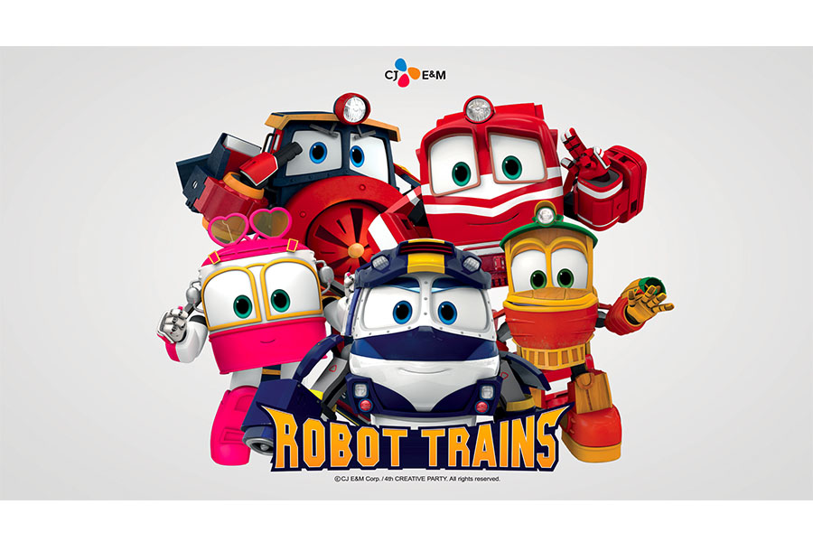 Kennedy Publishing to feature Robot Trains in 321Go!