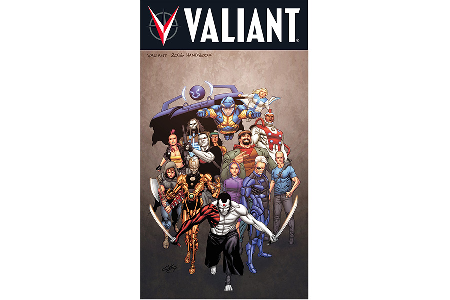 Rocket Licensing and Valiant Entertainment: a licensing superteam!