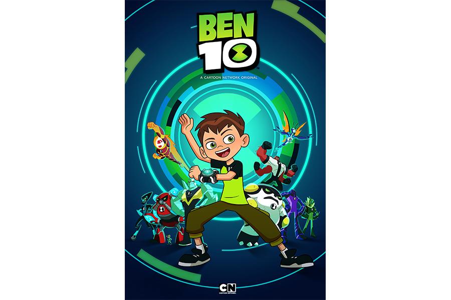 Ben 10 in Tour