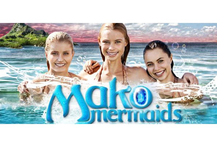 The Tv Series Mako Mermaids Triton Life Arrives In Bookstores Licensing Magazine