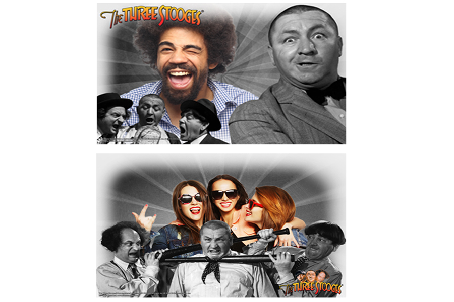 C3 Entertainment Licenses The Three Stooges® To Apple Industries' Face Place