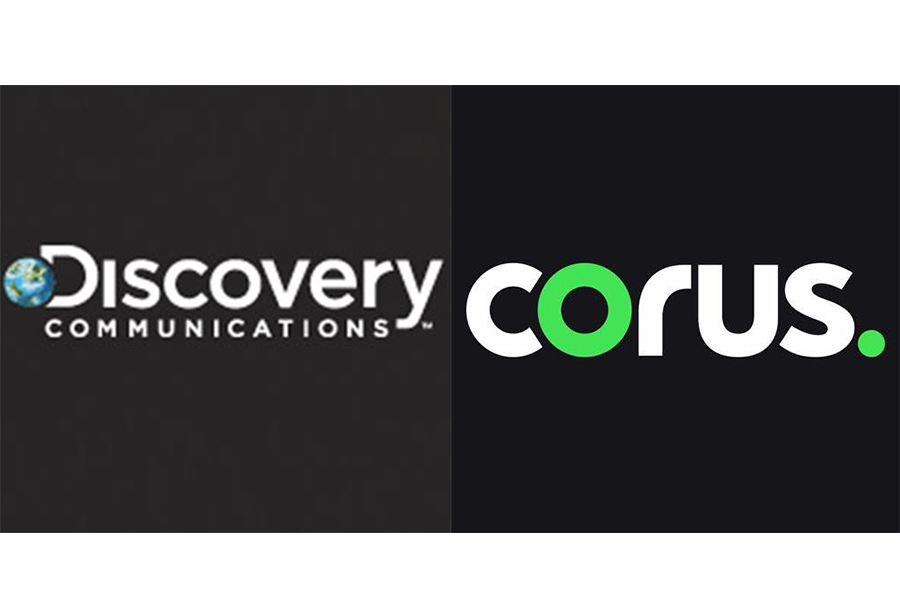 Corus and Discovery announce new venture to produce kids content for the global market